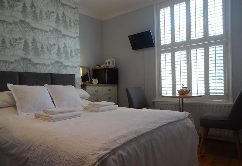 水族宾馆, Brighton, 双人房, 客房