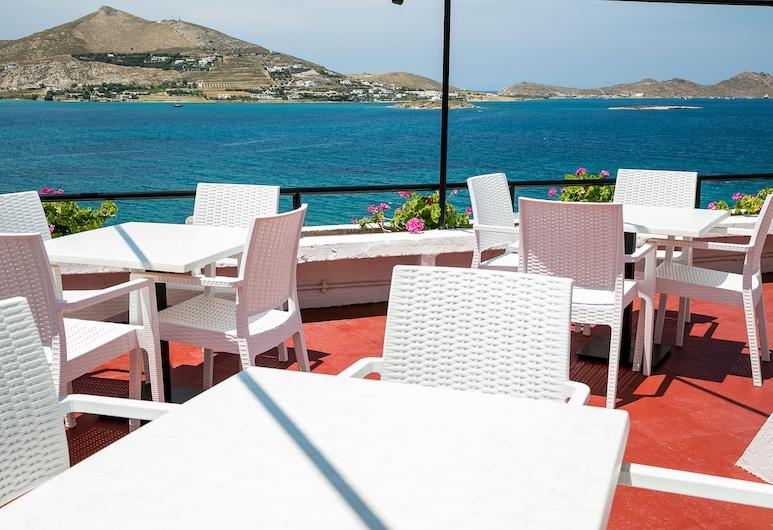 Hotel Hippocampus, Paros, Outdoor Dining