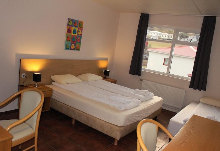 斯奈山北星酒店, 欧拉夫斯维克, 三人房, 山景, 客房