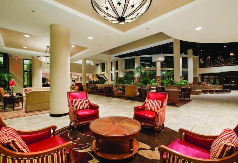 Embassy Suites San Antonio Riverwalk-Downtown, San Antonio, Lobi Oturma Alanı