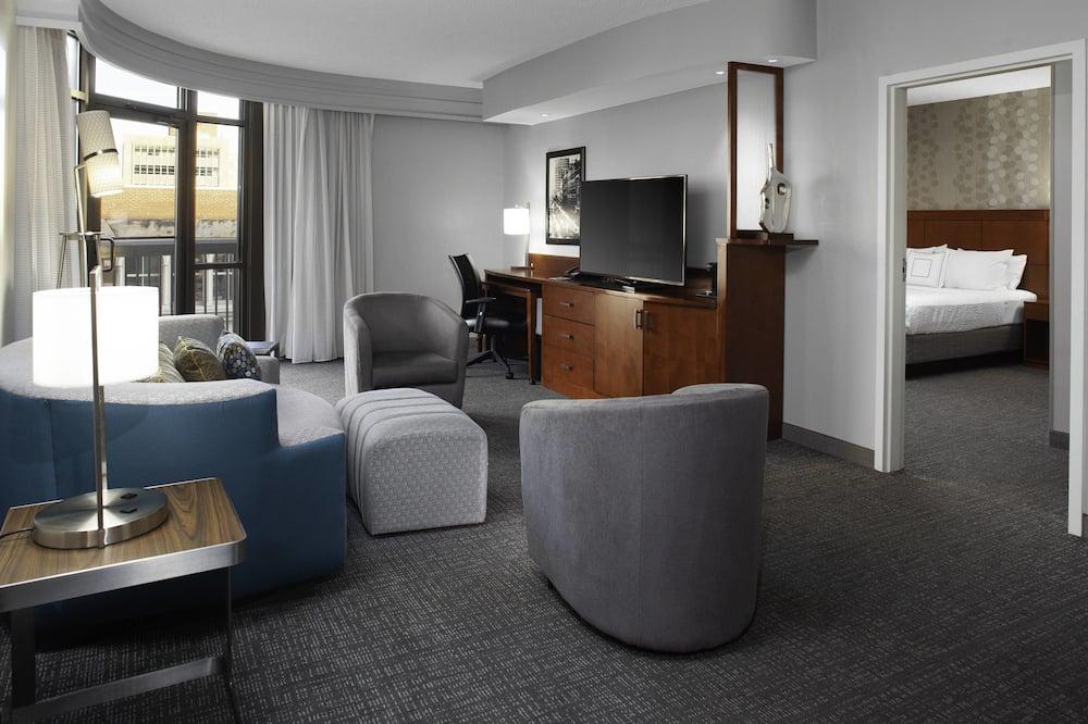 Suite, 1 Bedroom, Non Smoking, Balcony - Guest Room