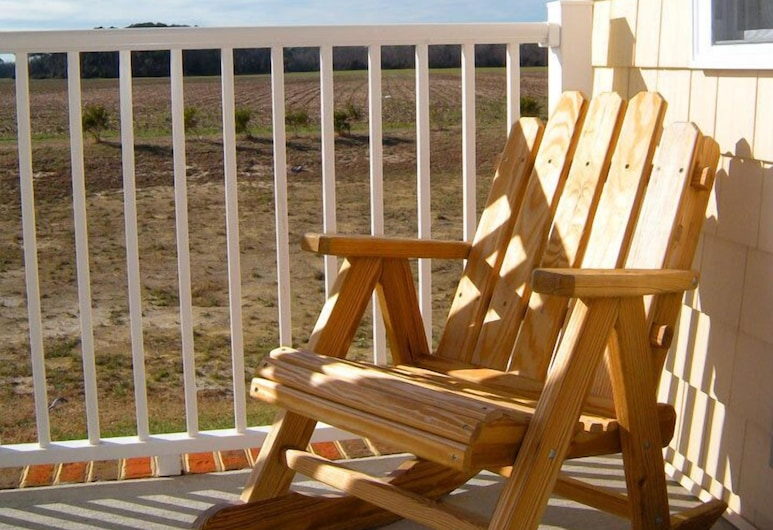 Shore Stay Suites, Cape Charles, Svalir