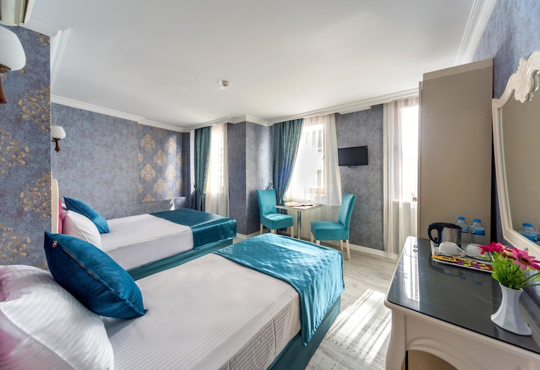 Viva Hotel Oldcity, Istanbul, Tremannsrom – standard, Gjesterom