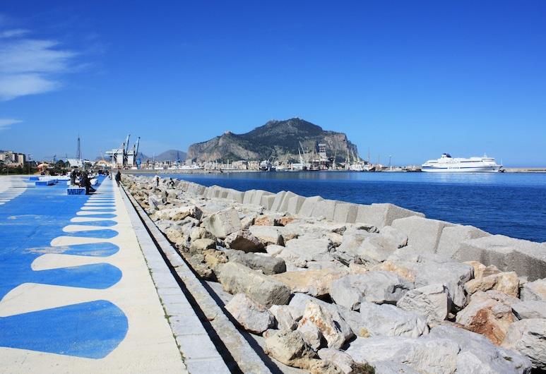 Locanda del Gagini, Palermo, Pogled iz hotela
