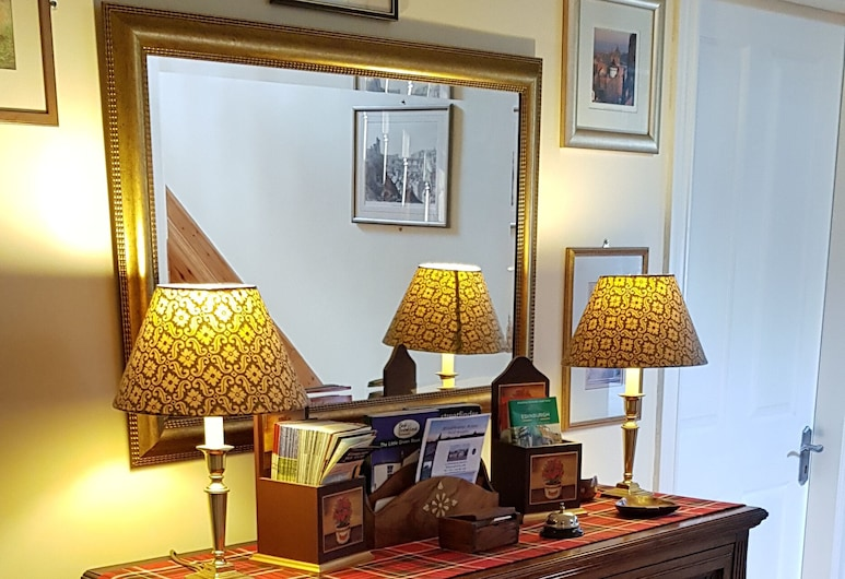 布林克波尼之家酒店, 爱丁堡, 走廊