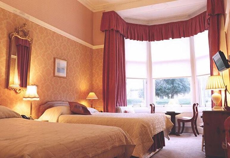 Grosvenor Gardens Hotel, Edinburgh, Standard Room, 2 Twin Beds, Guest Room
