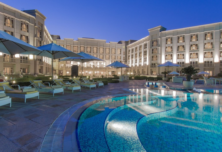 The Regency Hotel, Kuwait, Salmiya, Outdoor Pool