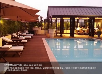 Foto del The Baume Couture Boutique Hotel en Jeju