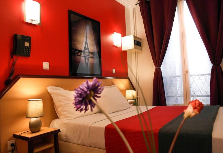 호텔 오드란, 파리, 더블룸, 객실