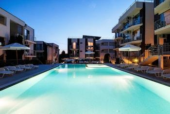 Nuotrauka: New Line Village Apartments, Sunny Beach