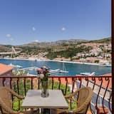 Standard Double Room, Balcony, Sea View - Balcony