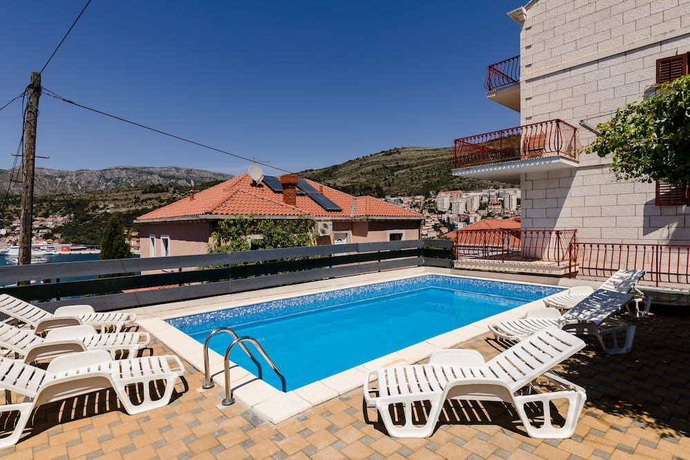 Standard Double Room, Balcony, Sea View - Outdoor Pool