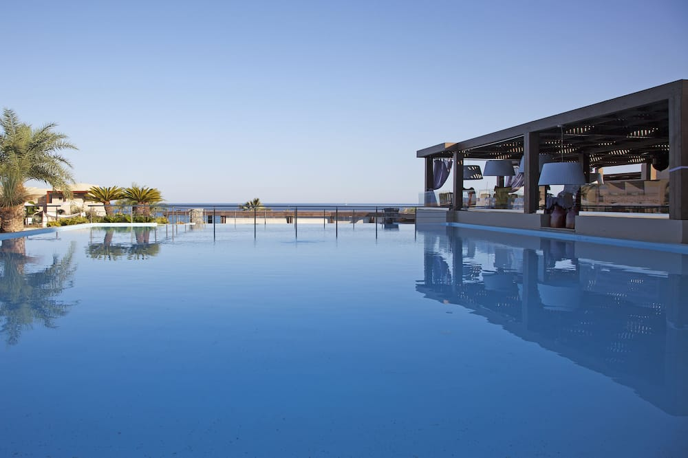 Aquagrand Exclusive Deluxe Resort Lindos - Adult only
