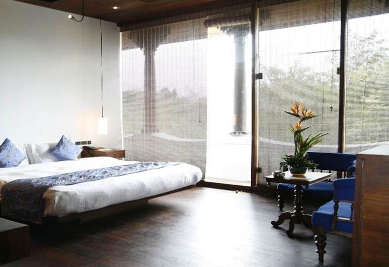 Le Dupleix, Pondicherry, Penthouse, Guest Room