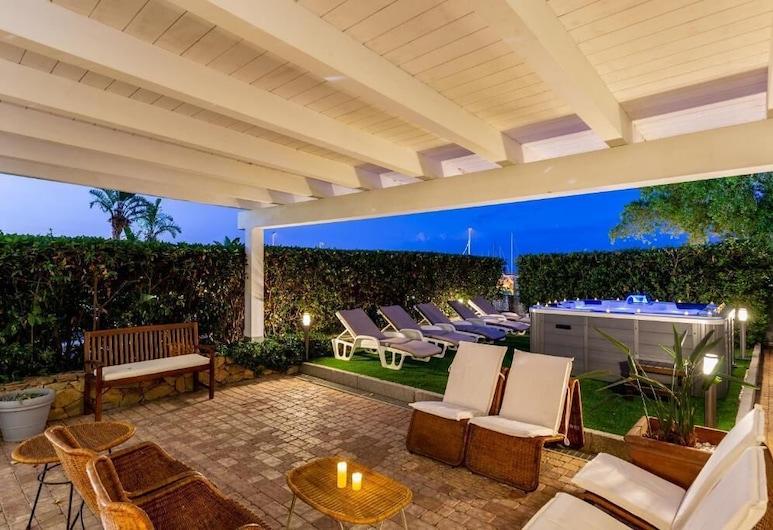 Hibiscus Hotel Residence, Siniscola, Terrass