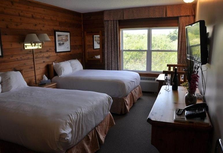 布拉斯多尔湖泊酒店, 圣彼得斯堡, 双人房, 2 张双人床 (No Pets Allowed), 客房