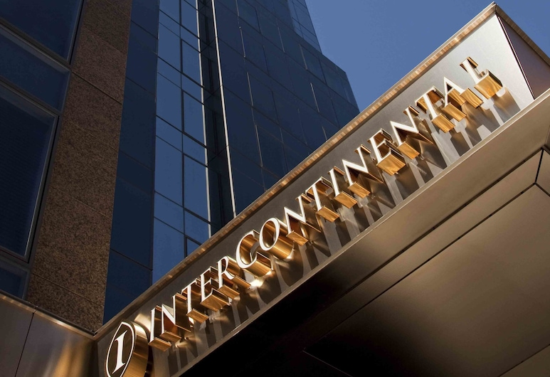 InterContinental - New York Times Square, an IHG Hotel, Нью-Йорк, Фасад отеля