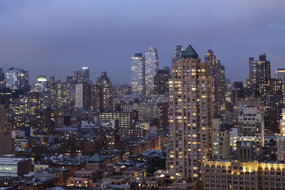 Номер, 2 двуспальные кровати (Sky View) - Вид на город