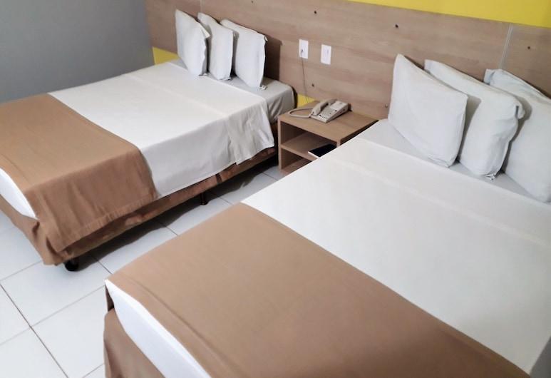 绿酒店, 圣路易斯, 标准双人房, 2 张双人床, 客房