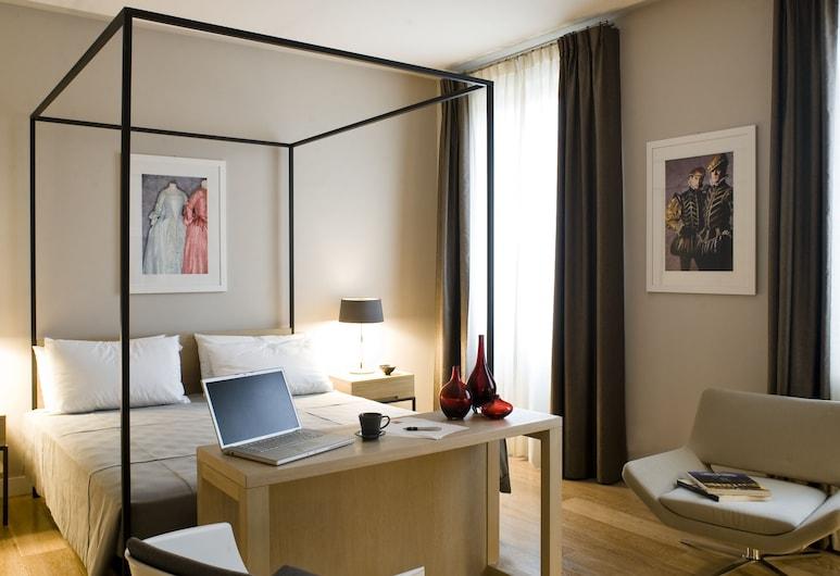 艾斯卡鲁斯豪华套房酒店, 维罗纳, 普通套房 (Design), 客房