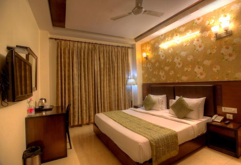 高山树酒店, 新德里, 豪华客房, 客房