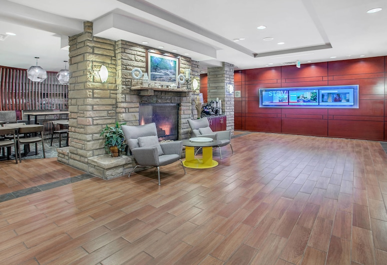 SpringHill Suites by Marriott Pigeon Forge, Pigeon Forge, Lobby