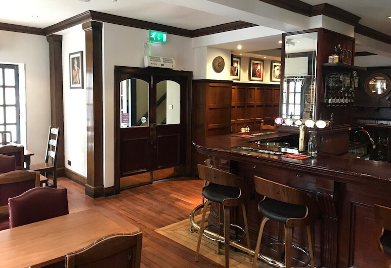 Rab Ha's, Glasgow, Superior Double Room, Ensuite, Hotel Lounge
