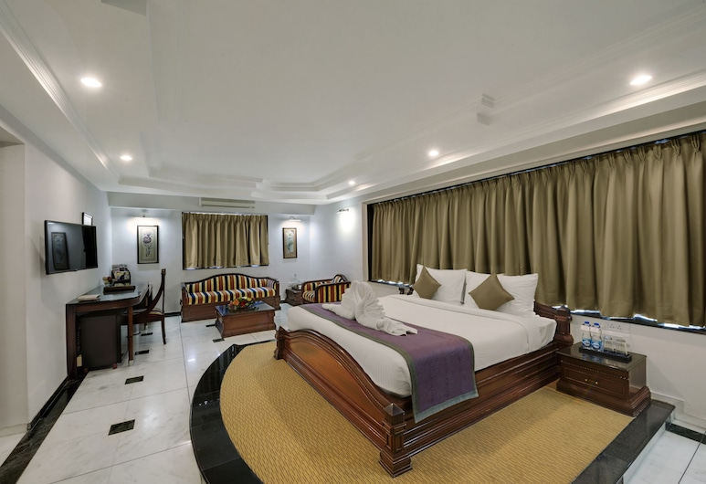 K K Beacon, Rajkot, Suite, Guest Room