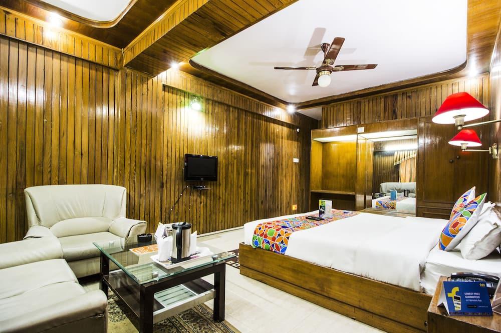 Premium Oda, 1 Büyük (Queen) Boy Yatak, Sigara İçilmez - Oda