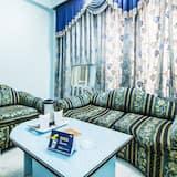 Executive Oda, 1 Büyük (Queen) Boy Yatak, Sigara İçilmez - Oturma Alanı