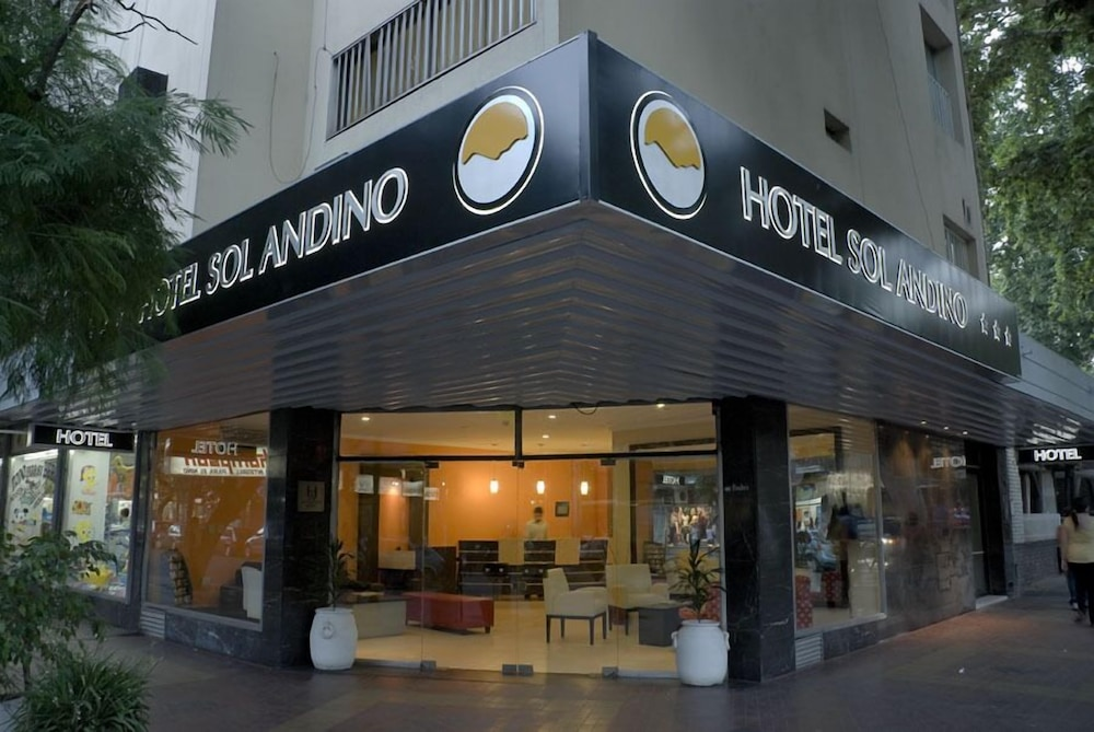 Hotel Sol Andino Mendoza