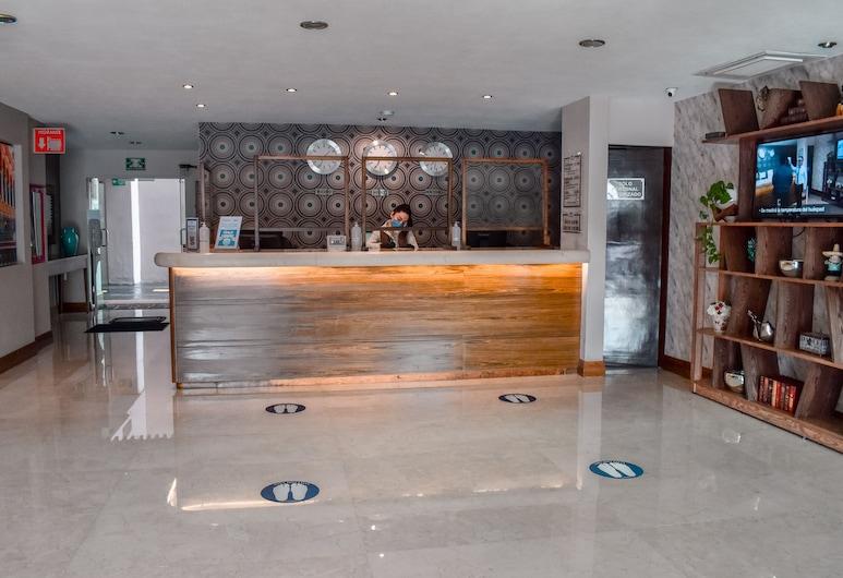 Hotel Portobelo, גואדאלאחארה, קבלה