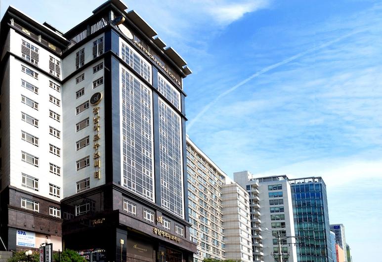江南新艺术城市酒店, 首尔, 酒店正门