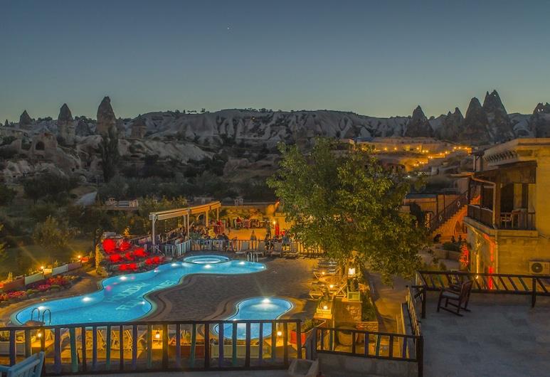 Holiday Cave Hotel, Nevsehir, Välibassein