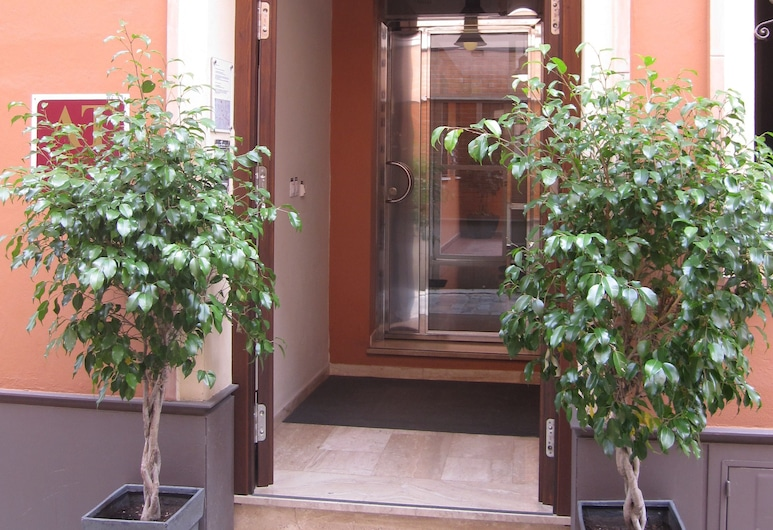 塞维利亚都会公寓酒店, 塞维利亚, 住宿入口