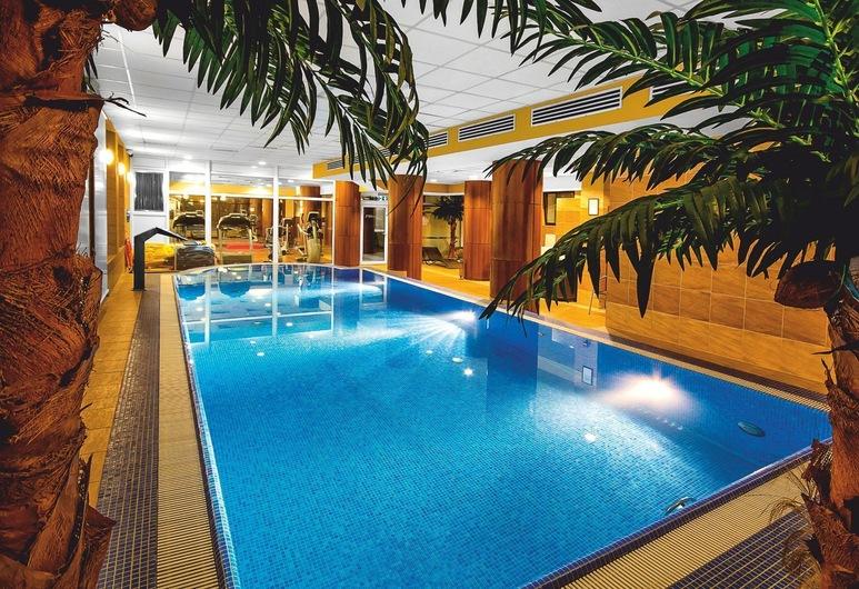 格兰德皇家酒店, 波兹南, 游泳池