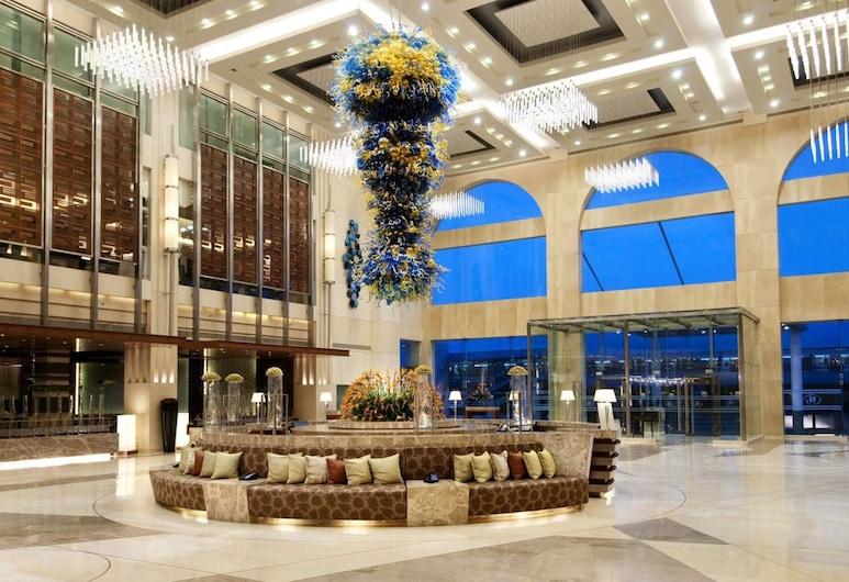 帕克得利汽车旅馆, 新德里, 大堂