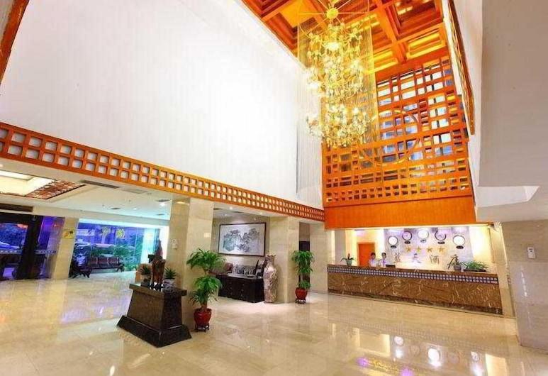 广州蓝天酒店, 广州