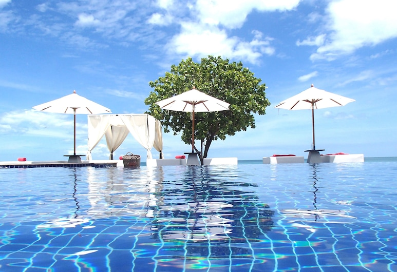 Aava Resort And Spa, Khanom, Piscine à débordement