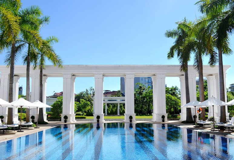 Indochine Palace, Hue, Outdoor Pool