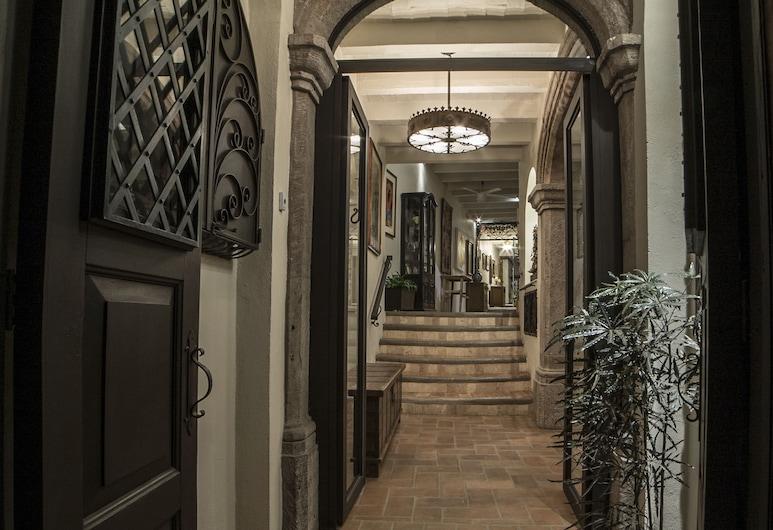 Villa Mirasol Hotel, Сан-Мигель де Альенде, Стойка регистрации