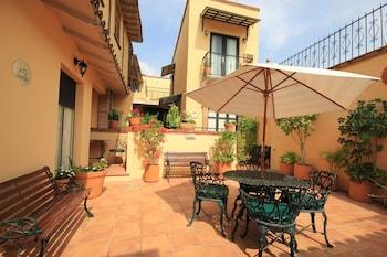 Picture of Villa Mirasol Hotel in San Miguel de Allende