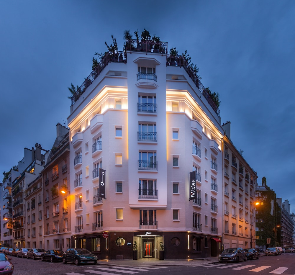 Book Hotel F 233 Licien By Elegancia In Paris Hotels Com