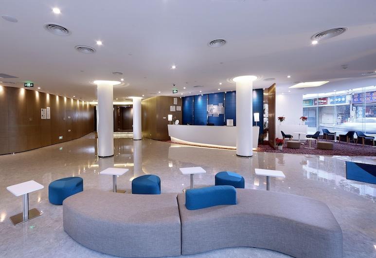 Holiday Inn Express Xiamen City Center, Xiamen, Lobby