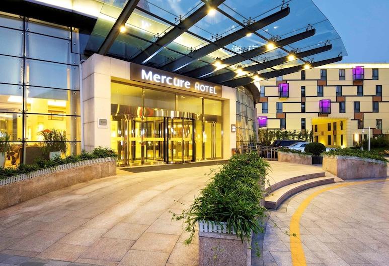 Mercure Beijing Downtown, Peking, Hotelfassade