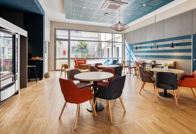 Appart'City Confort Paris Clichy Mairie, Кліші, Лаунж