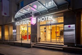 Seleziona questo hotel 4 stelle a Vienna