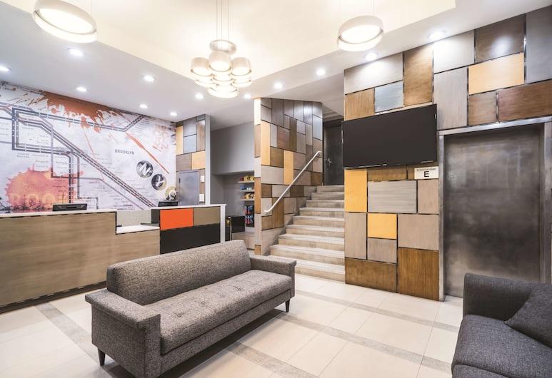 La Quinta Inn & Suites by Wyndham Brooklyn Downtown, Brooklyn, Vstupní hala