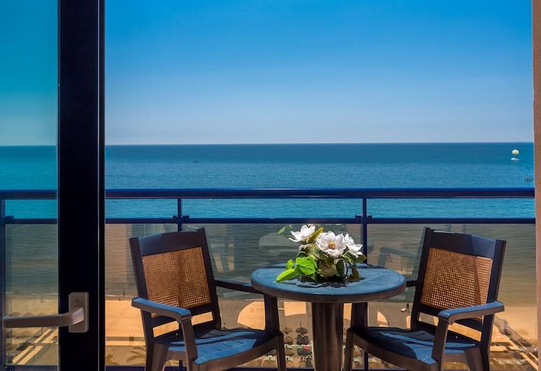 雅拉玛酒店 - 建议成人入住, 福恩吉罗拉, 高级房, 露台, 海景, 客房