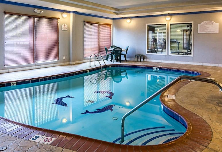 Comfort Inn & Suites Chesapeake - Portsmouth, Chesapeake, Pool